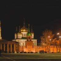 Тульский кремль :: Николай Выдышко