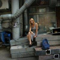 Жанровый портрет в суровых локациях) :: Нелли Попп