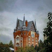 Сказочный дворец. :: Александр Смольников