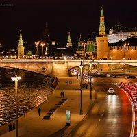 Вечерняя Москва :: Алексей Белик