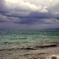 Идёт непогода :: Валерий Самородов