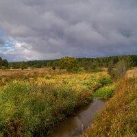 Первый день октября :: Андрей Дворников