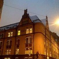 Ночной Хельсинки :: Марина Домосилецкая