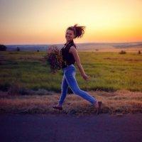 Счастье в мелочах :: Оксана