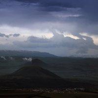 Эльбрус в непогоду. :: Nik Зонов