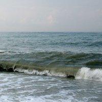 Волна набежала... :: Александр