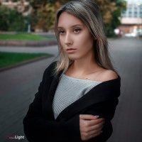 Мечтательная Кристина :: Александр Дробков
