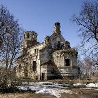 церковь Успения Пресвятой Богородицы 1902г. :: Aleksandr Ivanov67 Иванов