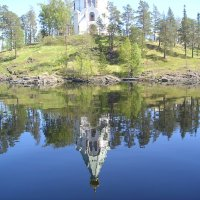 Отражение в воде :: Дмитрий Солоненко