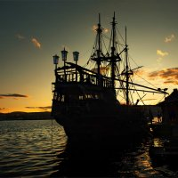 Пираты Карибского моря :: Александр Поляков