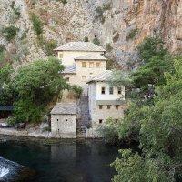 Балканские монастыри 6 :: Николай Рогаткин