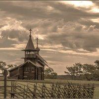 Кижи. Церковь Архангела Михаила (XVII в.) :: Александр