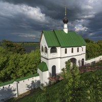 Церковь Сергия Радонежского. :: Rabbit Photo