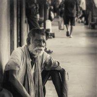 Странник...Индия,Гоа... :: Александр Вивчарик
