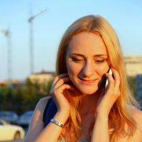 Разговор с любимым парнем) :: Нелли Попп