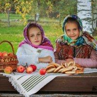 Девочки :: Татьяна Бочок
