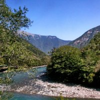 Изумрудная река :: berckut 1000