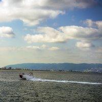 Прогулка на катере ..... :: Aleks Ben Israel