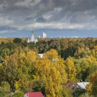 Золотая осень :: Mikhail Andronikov