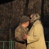 Вот и встретились два одиночества ... :: Сергей Рубан