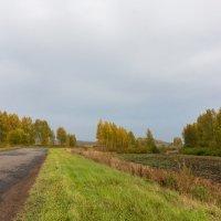 Осенний пейзаж :: Alex Bush