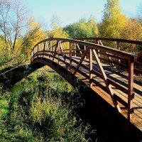 Мост из лета в осень :: олег свирский