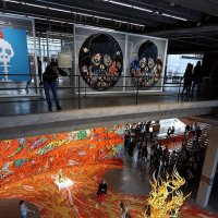 Выставка Мураками ... :: Лариса Корж