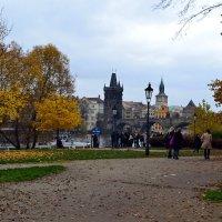 Прогулки по осенней Праге :: Ольга