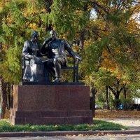 Ленин в октябре. :: tatiana