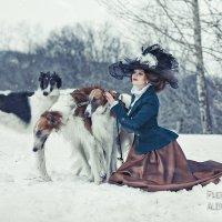 Охота :: Алена Яковлева