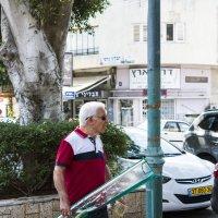 Суккот: По дороге в Синагогу :: Aleks Ben Israel