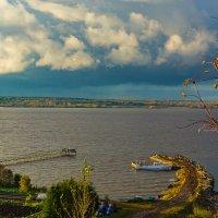 Обвинский залив :: Валерий Симонов