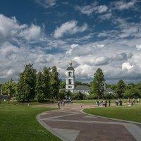 Небо :: Андрей Бондаренко