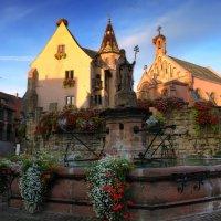 Эгисхайм, Эльзас, Франция :: Elena Wymann