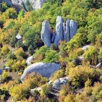 Ладонь каменного великана :: Ольга Голубева