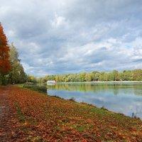 """""""...Загадай нам, Осень, тихих дней и ясных, Капельку везения, солнышка в судьбе!..."""" :: Galina Dzubina"""