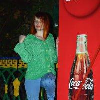 Мари и легендарный напиток :: Роза Бара