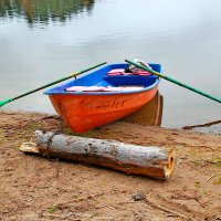 Лодка :: Александр