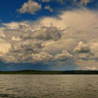 Перед дождём :: Михаил Цегалко