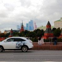 Москва. Октябрь. :: Валерий К