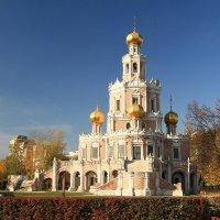 Москва. Церковь Покрова Пресвятой Богородицы в Филях :: ninell nikitina