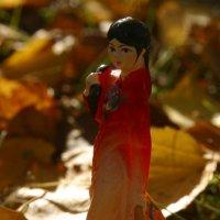 Осень — единственное время года, которое учит. :: Любовь Потравных