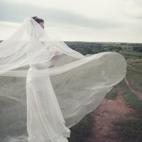 Невеста :: Анастасия Позднякова