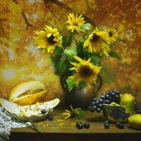 Загадай нам, Осень, тихих дней и ясных... :: Валентина Колова