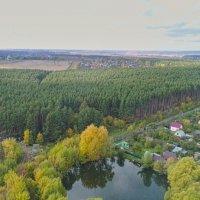 подольский район с квадрокоптера :: Алексей Совалев