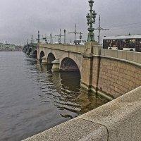 Троицкий мост. :: Senior Веселков Петр