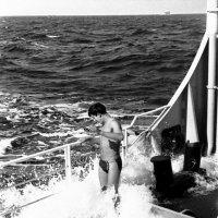 """1972-й.  Борт танкера ЛМП """"Апшеронск"""" :: Иволий Щёголев"""