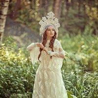 Царевна-лебедь :: Анастасия Бембак