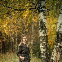 Мисс октябрь :: Женя Рыжов
