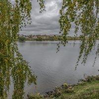 Тверь осенняя. Река Волга. :: Михаил (Skipper A.M.)